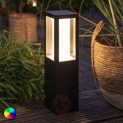 Philips Hue Outdoor Impress Pedestal - Low Volt