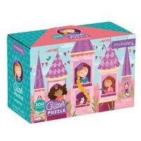 Puzzle, Glitter Puzzle:Princess/Puzzle s gliry: Princezny (100 dílků) neuveden