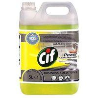 Pozostałe środki czyszczące, Środek czyszczący Cif Power Cleaner Degreaser 5L