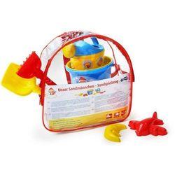 Nasz Piaskowy Dziadek Zabawki do piasku dla dzieci