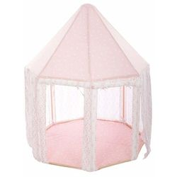 Namiot dla dzieci w kolorze różowym, namiot dziecięcy, namiot dla dzieci do pokoju, namiocik dla dzieci, namiot dla dziewczynki