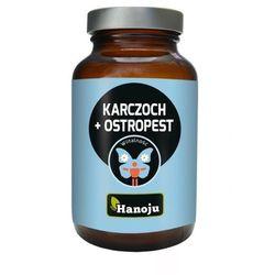 Ostropest Plamisty 200mg + Karczoch 200mg ekstrakt 90 kap.