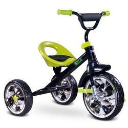 Solidny metalowy rowerek gumowe koła Toyz York
