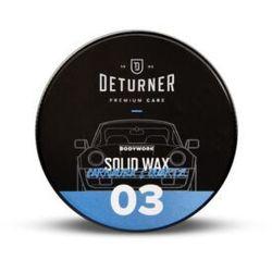 Deturner Solid Wax 50g + aplikator wosk hybrydowy