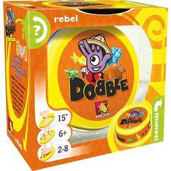 Dobble Zwierzaki - Rebel DARMOWA DOSTAWA KIOSK RUCHU