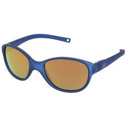 Julbo Romy Spectron 3CF Okulary przeciwsłoneczne 4-8 lat Dzieci, matt translucent blue-multilayer gold 2020 Okulary