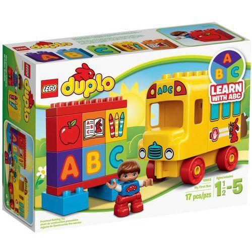Lego DUPLO 10603 mój pierwszy autobus klocki duplo 10603