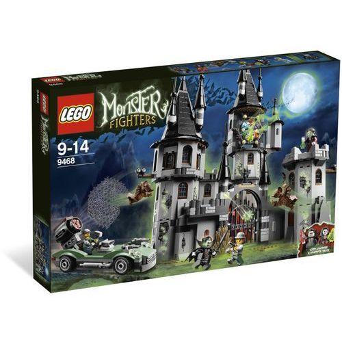 Klocki dla dzieci, Lego MONSTER FIGHTERS Amek wampirów 9468