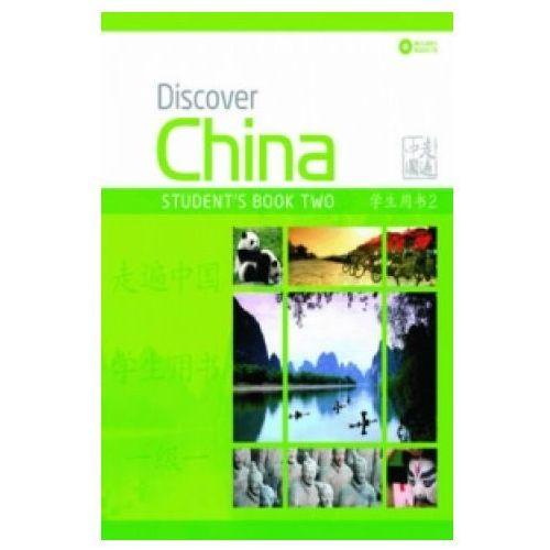 Książki do nauki języka, Discover China 2. Podręcznik + CD (opr. miękka)