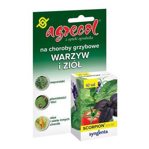 Środki na szkodniki, Środek grzybobójczy Agrecol Scorpion 325 SC 10 ml