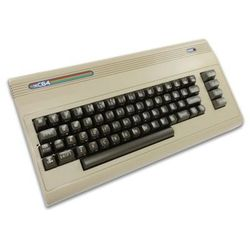 Konsola Commodore C64 Maxi
