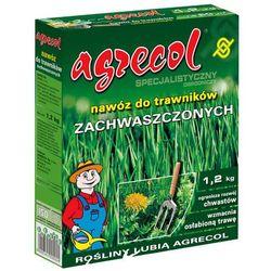Nawóz do trawników zachwaszczonych Agrecol 1,2 kg