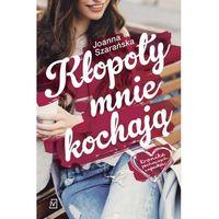 E-booki, Kronika pechowych wypadków. Tom 1. Kłopoty mnie kochają - Joanna Szarańska (MOBI)