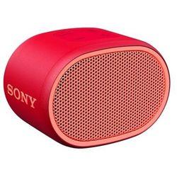 Sony Głośnik SRS-XB01 czerwony