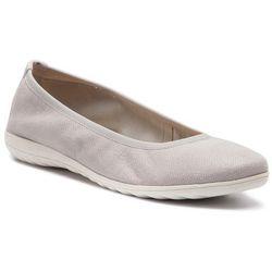 Baleriny CAPRICE - 9-22142-22 Grey Jeans Sue 252