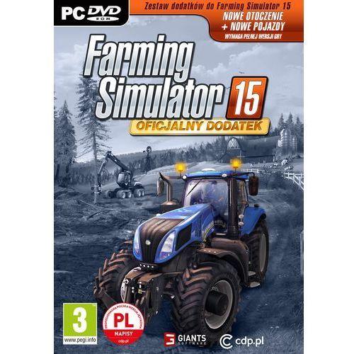 Gry PC, Farming Simulator 2015 Dodatek (PC)