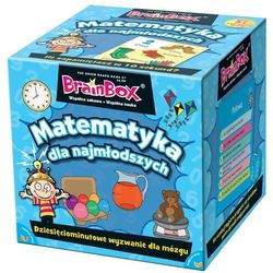 Gra BrainBox Matematyka dla najmłodszych