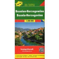 Mapy i atlasy turystyczne, BOŚNIA I HERCEGOWINA 1:200 000 FREYTAG AND BERNDT WYD. 2 - Wysyłka od 3,99 (opr. miękka)