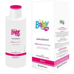 BabyCap Emolient emulsja do kąpieli 200ml