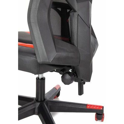 Fotele dla graczy, Fotel gamingowy NORDHOLD - IGNIS - czerwony