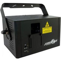 LaserWorld CS-1000RGB MKII DMX, Ilda - laser (czerwony, zielony, niebieski) Płacąc przelewem przesyłka gratis!