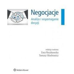 Negocjacje - Roszkowska Ewa, Wachowicz Tomasz (opr. twarda)