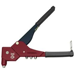 Zestaw nitownica ręczna BZ 6 + nity zrywalne wielozakresowe ALU/INOX do fasad