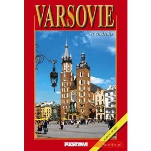 Albumy, Kraków i okolice. Wersja francuska (opr. broszurowa)