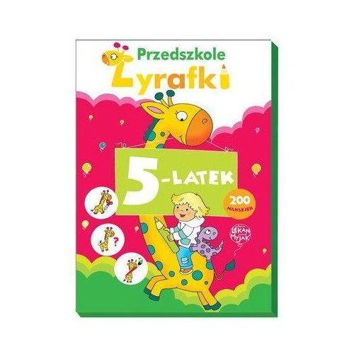 Książki dla dzieci, Przedszkole Żyrafki. 5-latek