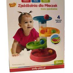 Zjeżdżalnia dla piłeczek + PREZENT do zakupów za min.30 zł.
