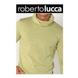 Koszulka with Neck Scarf REGULAR FIT Roberto Lucca 70224 00010
