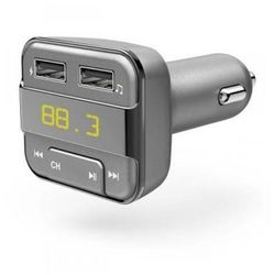 Transmiter FM HAMA Bluetooth 2XUSB 3,4A
