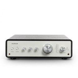 Numan Drive, cyfrowy wzmacniacz stereo, 2 x 170 W/4 x 85 W RMS, wejście AUX/phono/koncentryczne, czarny