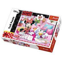 Puzzle, Puzzle Myszka Minnie Najlepsze przyjaciółki 30