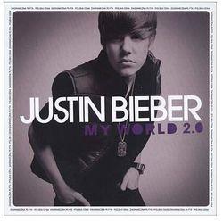 JUSTIN BIEBER - MY WORLD 2.0 (POLSKA CENA) (CD)