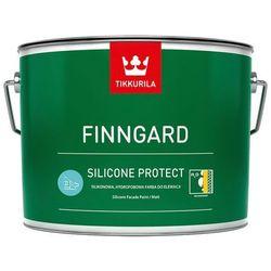 TIKKURILA FINNGARD SILICONE PROTECT- farba elewacyjna, 2.7 l
