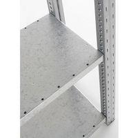 Regały warsztatowe, Półka do regału wtykowego do dużych obciążeń, opak. 2 szt, szer. x głęb. 1000x60