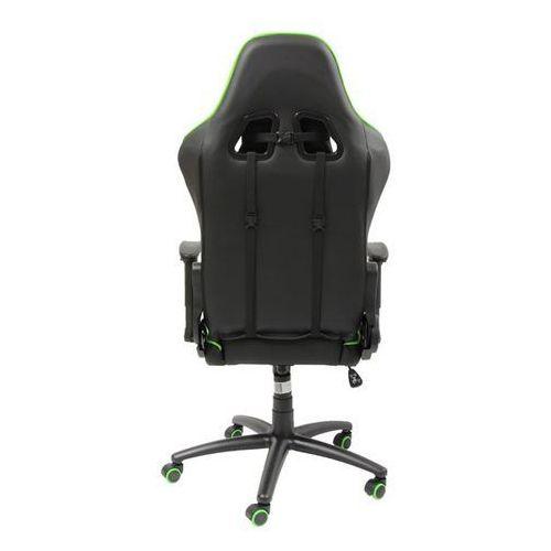 Fotele dla graczy, Fotel RED FIGHTER C1 Zielony DARMOWY TRANSPORT