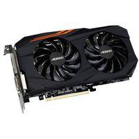 Karty graficzne, Gigabyte GV-RX580AORUS-4GD Radeon RX 580 4GB GDDR5 karta graficzna