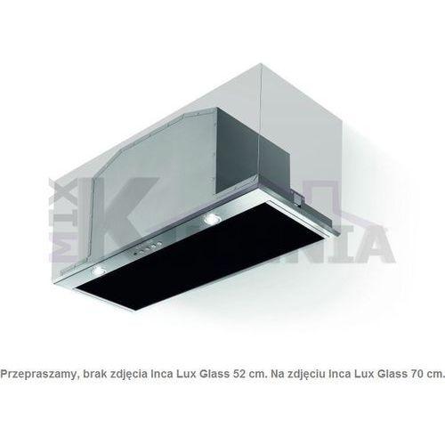 Okapy do zabudowy, Faber Inca Lux 52