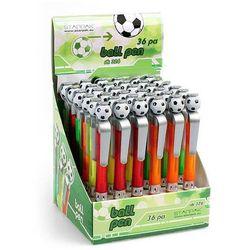 Długopis automatyczny, wkład niebieski, Goal STK-326 252599