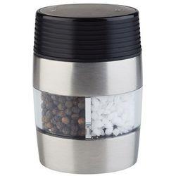 Młynek do soli i pieprzu 2w1 | 60x45x(H)95mm