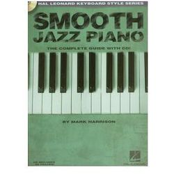 Smooth Jazz Piano (Book/Online Audio) (opr. miękka)