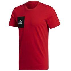 Bawełniana koszulka treningowa ADIDAS TIRO 17 BQ2658