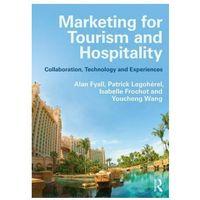 Biblioteka biznesu, Marketing for Tourism and Hospitality Middleton, Victor; Fyall, Alan; Morgan, Mike; Ranchhod, Ashok (opr. miękka)