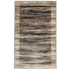 Chodnik dywanowy JASMIN beżowo-szary 80 x 140 cm 2020-03-11T00:00/2020-04-19T23:59