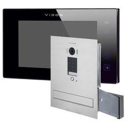 Wideodomofon skrzynka na listy z szyfratorem Vidos S1401D-SKM M1021B-2