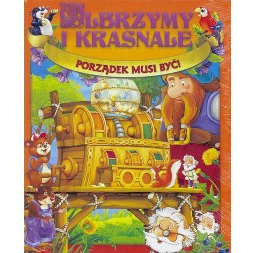 Książki dla dzieci, Olbrzymy i krasnale. Porządek musi być - Praca zbiorowa (opr. twarda)