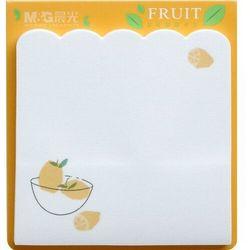 Karteczki samoprzylepne summer fruit 60k 76x51 m&g