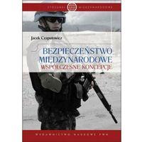 Publicystyka, eseje, polityka, Bezpieczeństwo międzynarodowe. Współczesne koncepcje - Jacek Czaputowicz - ebook